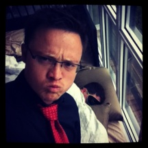 4 Jul 2013. Dan's year of sleeping during the day began.