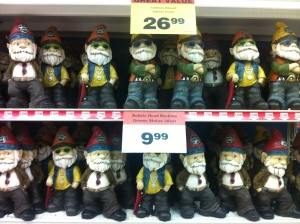 Gnomes @ Canadian Tire