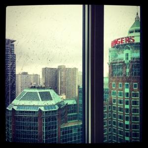 More rain.