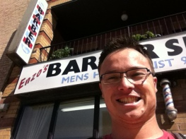 Enzo's Barber