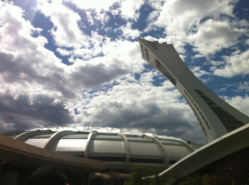 5 Aug 2013. Olympic Park