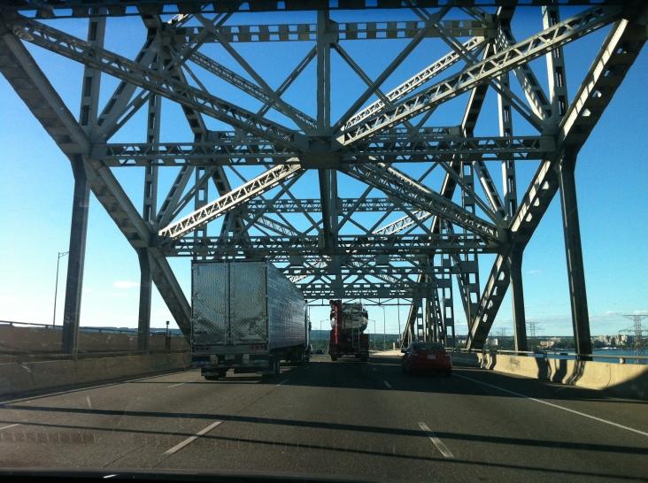 Some bridge.