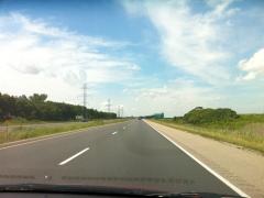17 Aug 2013. Road trip!