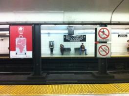 Bathurst Station