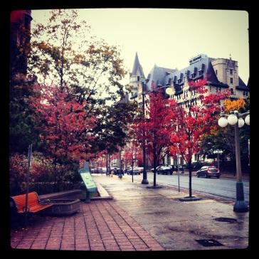 Ottawa - fall.