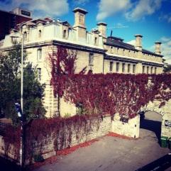 HI- Jail Hostel.