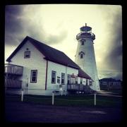 East Point Lighthouse PEI.