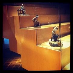 Bata Shoe Museum.