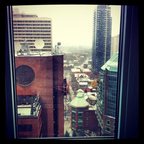 Day 162 Snow!