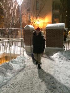 Snow city.