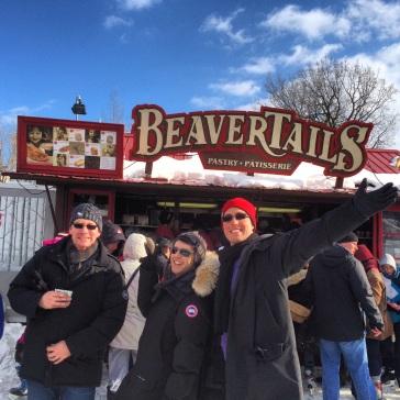 Beavertails. Done. 8 Feb 2014.
