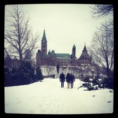 Parliament, Ottawa.
