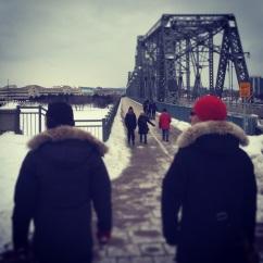 Pont Alexandra Bridge Ottawa