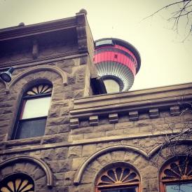Calgary Tower.