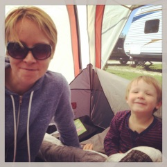 24 May 2014. Camping with the Germans.