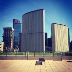 Toronto City Hall. 7 Jun 2014.