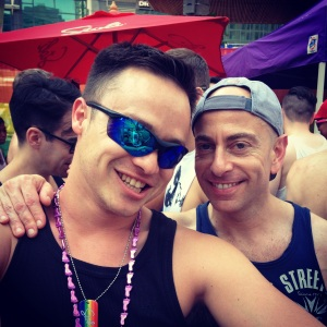 Toronto World Pride 2014.