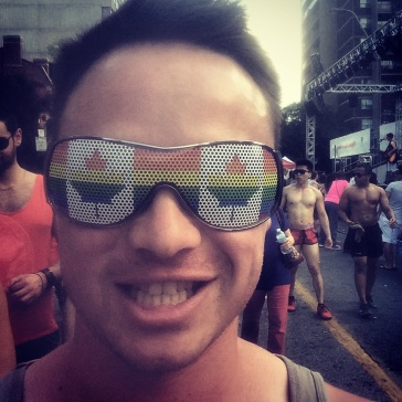World Pride 2014 Toronto new sunnies!