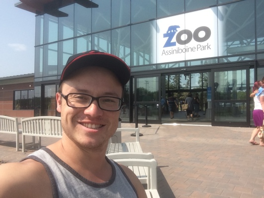 Assiniboine Park Zoo, Winnipeg, Manitoba.