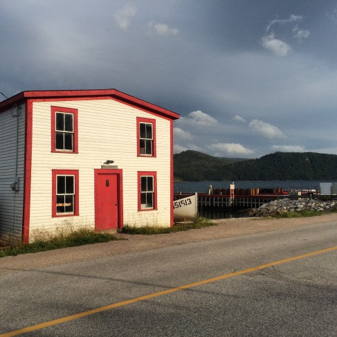 Woody Point.