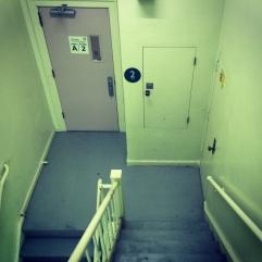 PMH stairwell.