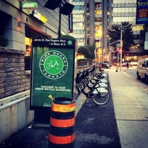 Bixie Bikes, Toronto