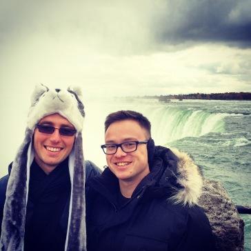 Day 503, Niagara.