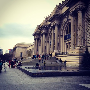 Day 532 New York, Metropolitan Museum of Art.