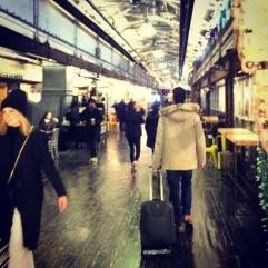 Chelsea Market, New York.
