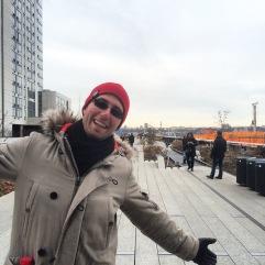 Chelsea High Line, New York City.