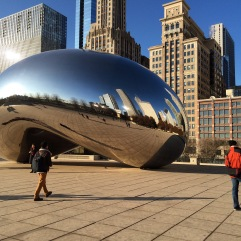 Bean Chicago.