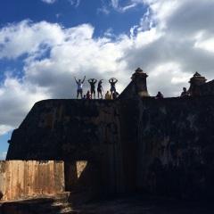 Castle, Old San Juan