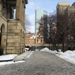Old City Hall, Toronto.