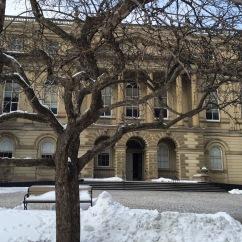 Osgoode Hall. Toronto.