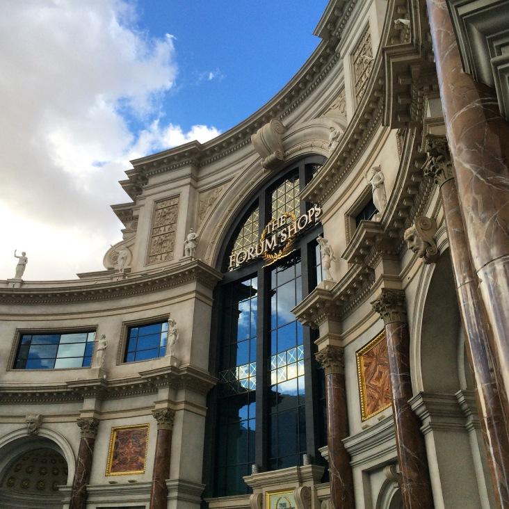 Caesars Palace, Las Vegas.