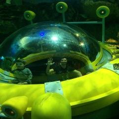 Toronto Aquarium.