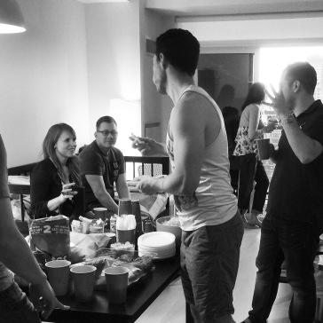 Bec, Royden, Dan & Julian