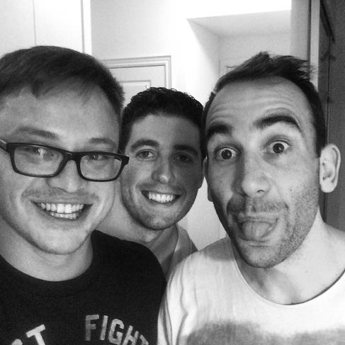 Me, Dan & Al
