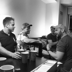 Julian, Vince, Royden & Marcio