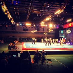 2015 Cheerleading Worlds