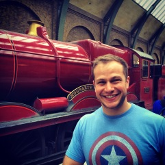 Hogwarts Express was both functional and entertaining.