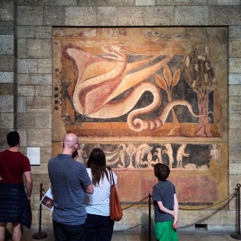 Cloisters, Metropolitan Museum of Art.