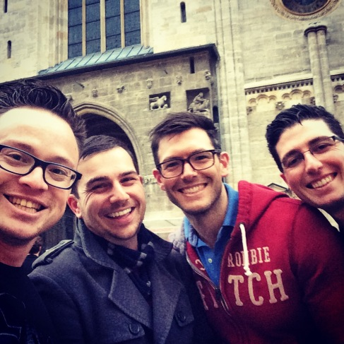 The Boys in Vienna