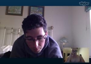 Skype brings people together.