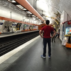 Paris metro is my favourite subway.