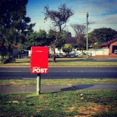 Postbox.