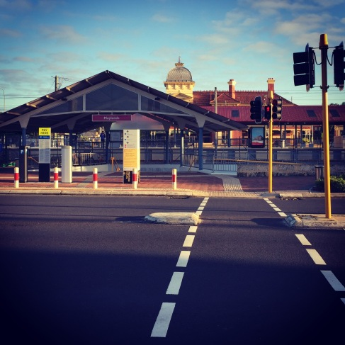Maylands Train Station
