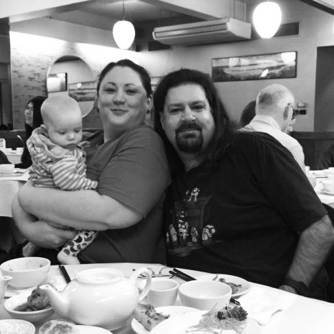 Tori & PRK, with Juniper.