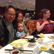 Family yum cha