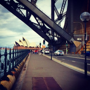 Rocks, Sydney